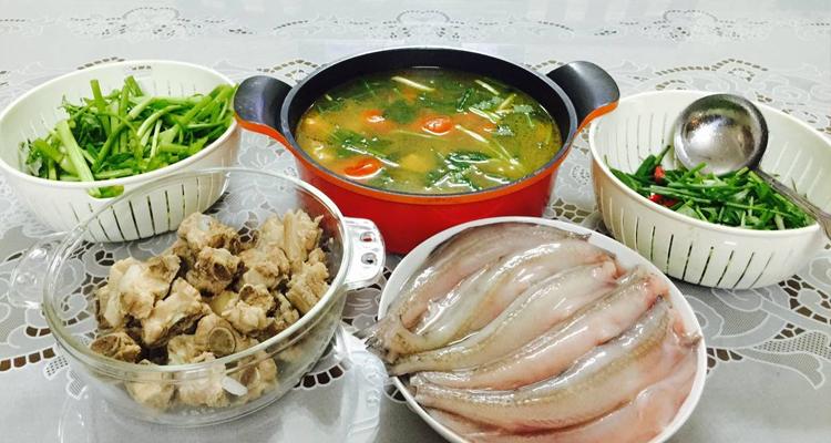Đặc sản Quảng Bình - cá khoai