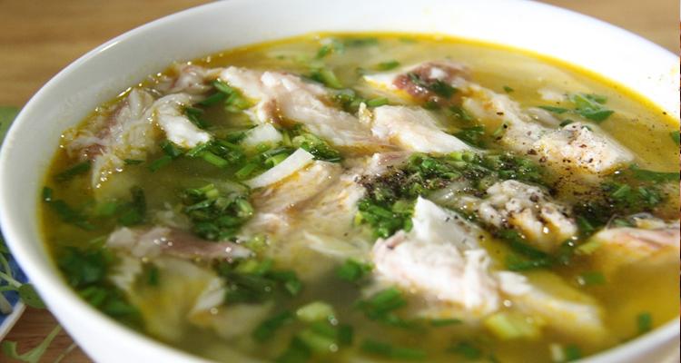 Đặc sản Quảng Bình - bánh canh
