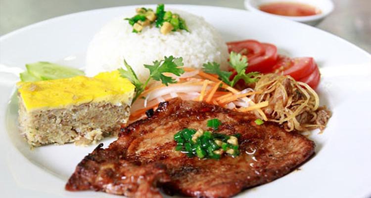 Đặc sản Sài Gòn - thịt sườn