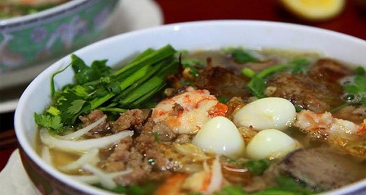 Đặc sản Sài Gòn - hủ tiếu