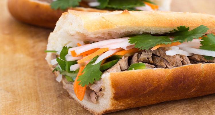 Đặc sản Sài Gòn - bánh mì