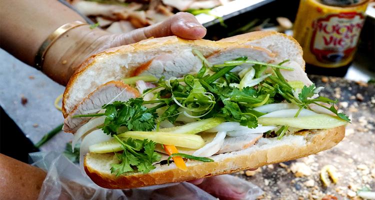 Đặc sản Sài Gòn - dưa leo