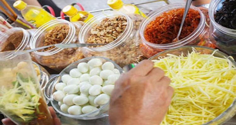 Đặc sản Sài Gòn - nguyên liệu
