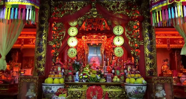 Đền Đồng Bằng