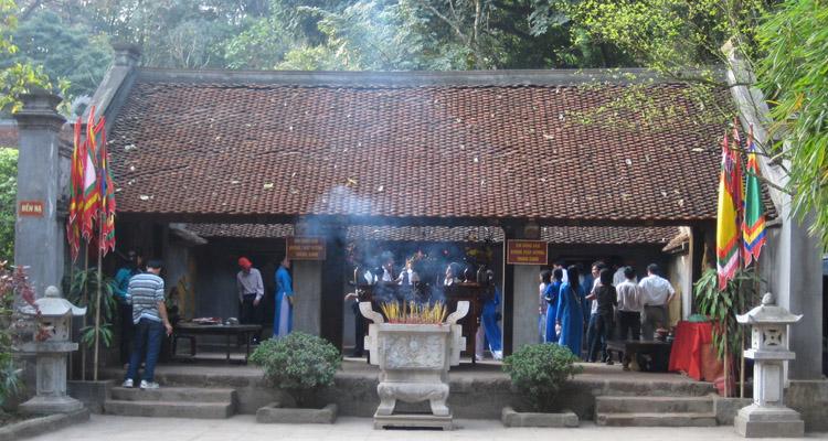 Đền Hùng Phú Thọ đền Hạ