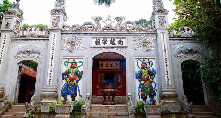 Đền Hùng Phú Thọ đền Thượng