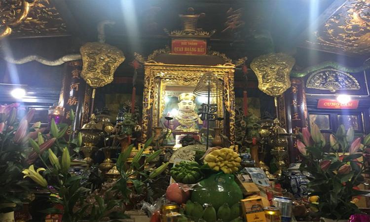 Đền mẫu Lào Cai - đền thờ