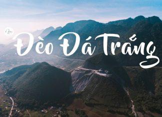 Đèo Thung Khe - đèo đá trắng