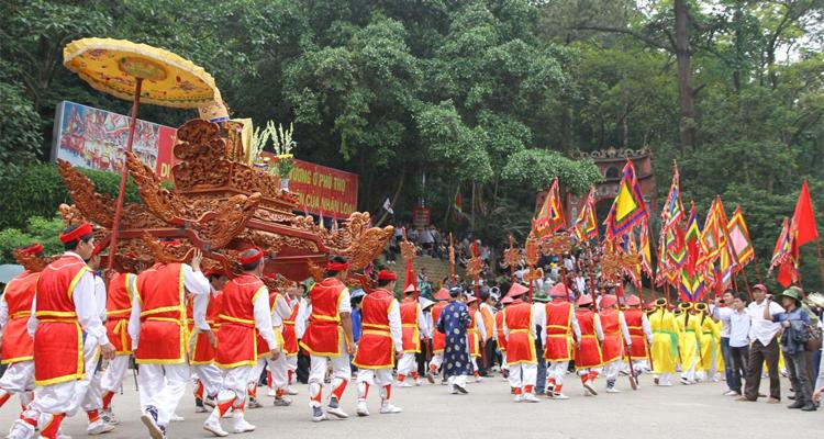 Giỗ tổ Hùng Vương nên đi đâu - cuộc thi