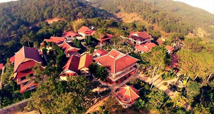 Dinh Bảo Đại - thiền viện Trúc Lâm