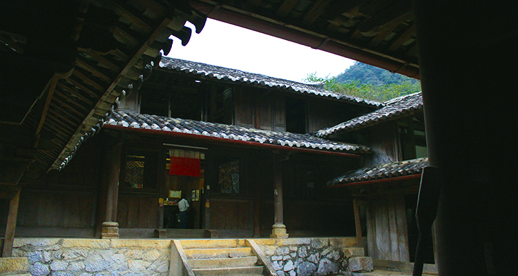Công trình kiến trúc Dinh thự vua Mèo