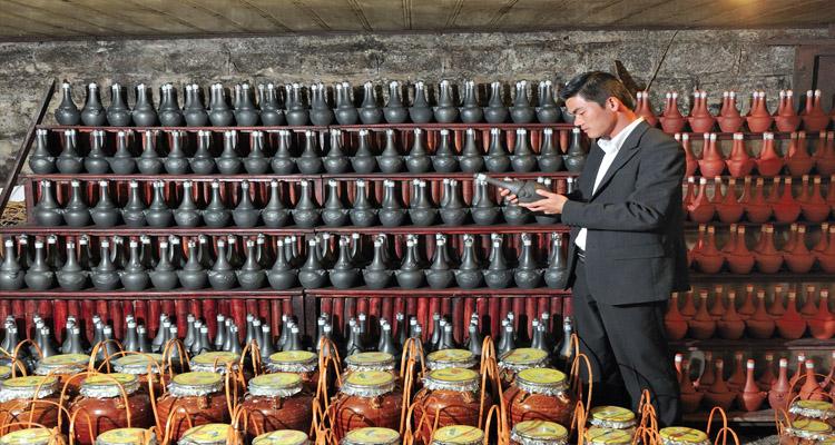 Đồi Mộng Mơ Đà Lạt - hầm rượu