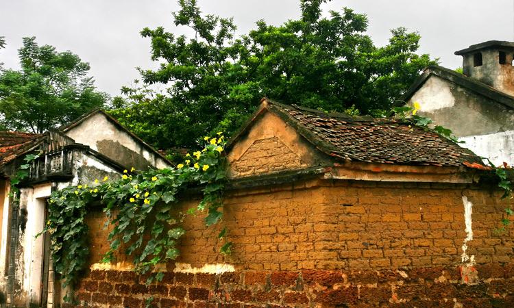 Du lịch gần Hà Nội - nhà cổ