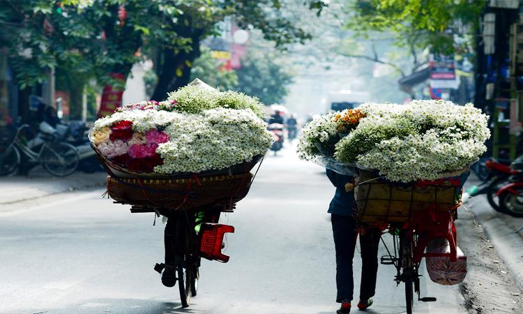 Du lịch gần Hà Nội - 2019
