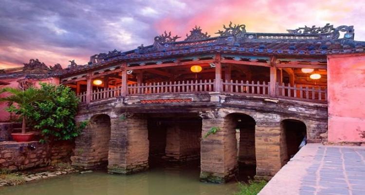 Du lịch Hội An - chùa cầu