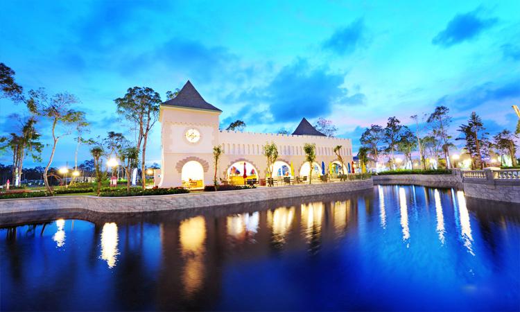 Du lịch Phú Quốc tự túc - khách sạn