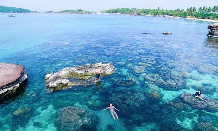 Du lịch Phú Quốc tự túc - hòn đảo