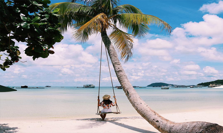 Du lịch Phú Quốc tự túc - di chuyển