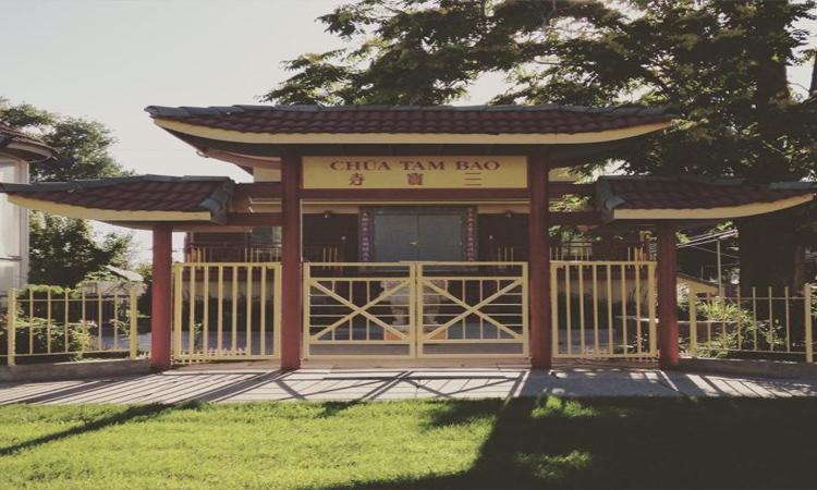 Du lịch Rạch Giá - chùa