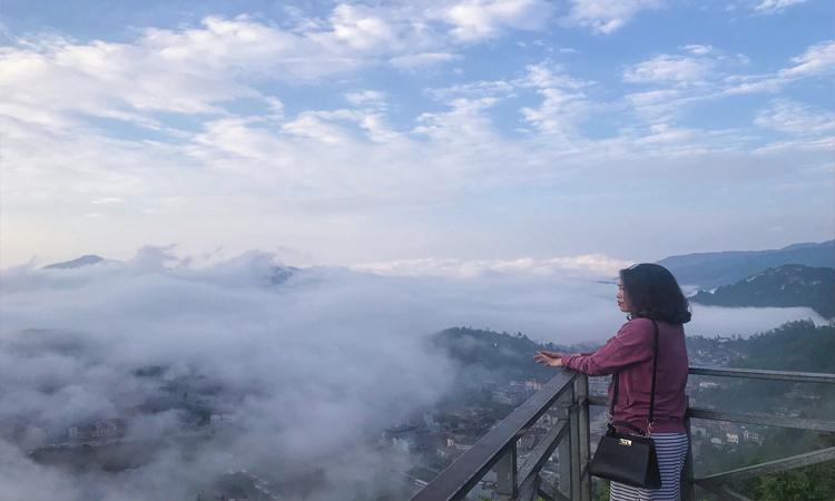 Du lịch Sapa - săn mây