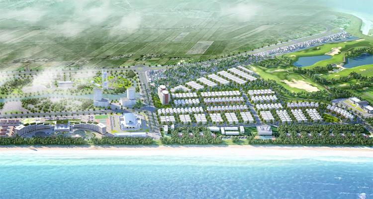 FLC Sầm Sơn - giáp biển