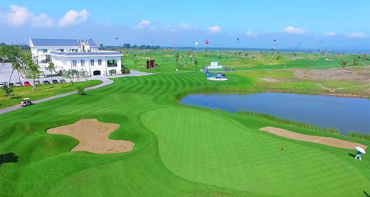 FLC Sầm Sơn - đánh golf