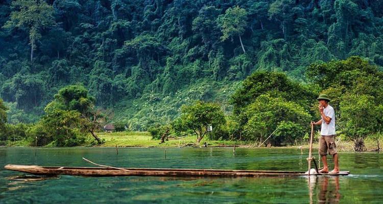 Hồ Ba Bể hình ảnh 1
