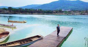 Hồ Đá Xanh 6
