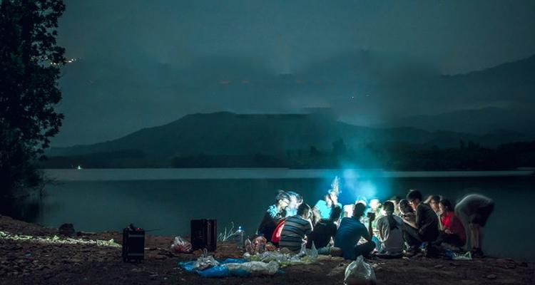 Hồ Hòa Trung 15