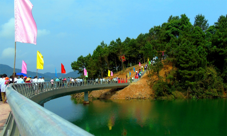 Hồ Kẻ Gỗ - 2019