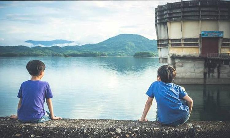 Hồ Kẻ Gỗ - thiên nhiên
