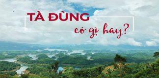 Hồ Tà Đùng - Vịnh Hạ Long thu nhỏ của núi rừng Tây Nguyên