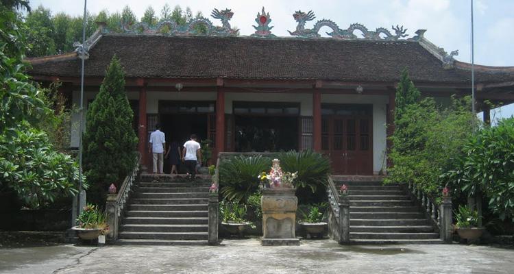 Hồ Thác Bà Yên Bái đền Thác Bà