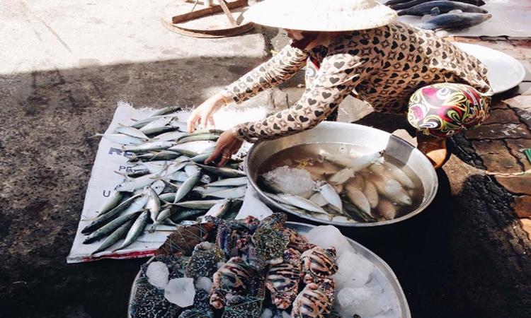 Hồ Tràm Vũng Tàu - chợ