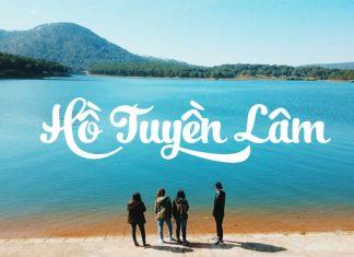 Hồ Tuyền Lâm - 1234