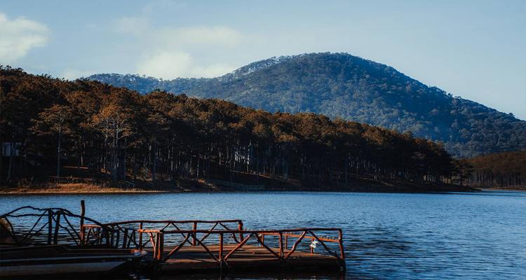 Hồ Tuyền Lâm - leo núi