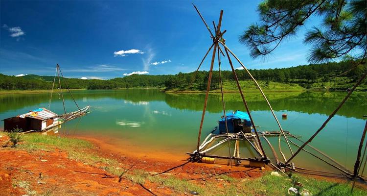 Hồ Tuyền Lâm - câu ca
