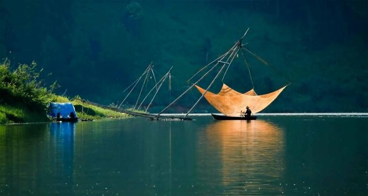 Hồ Tuyền Lâm - miễn phí