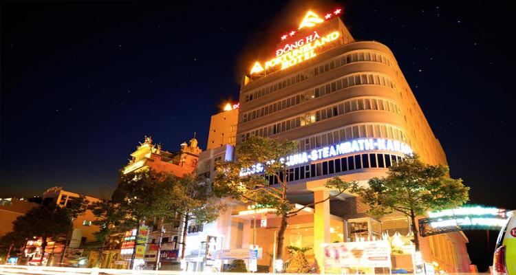 Khách sạn Cần Thơ - Fortuneland Hotel Can Tho