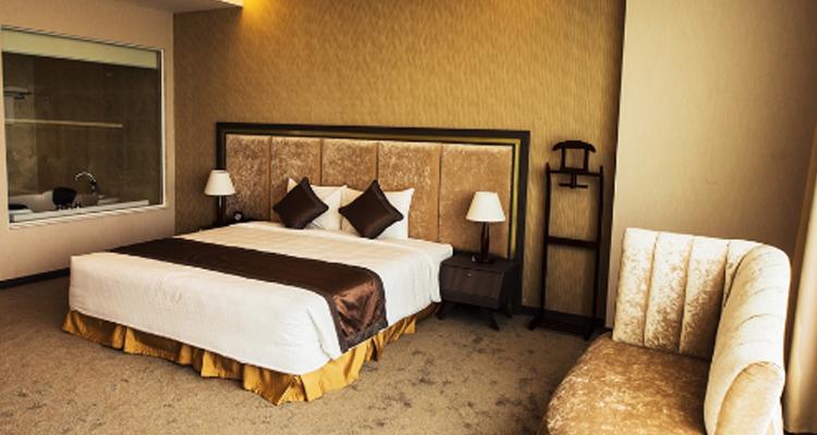 Khách sạn Cần Thơ - phòng ngủ