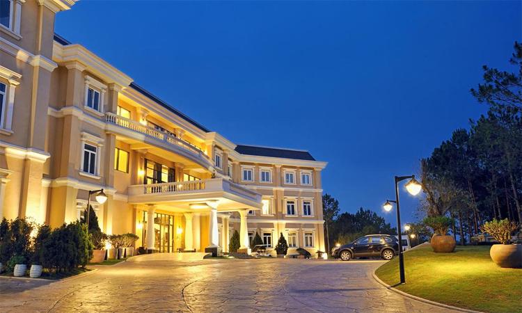 Khách sạn Đà Lạt - 5 sao