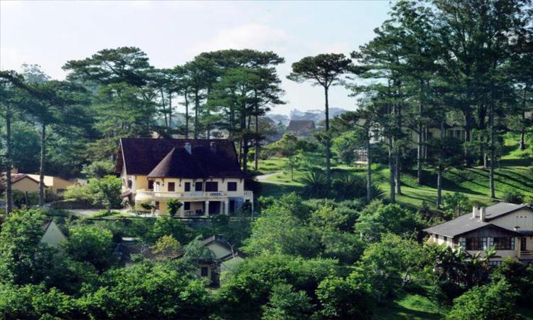 Khách sạn Đà Lạt - resort