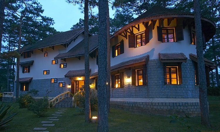 Khách sạn Đà Lạt - villa