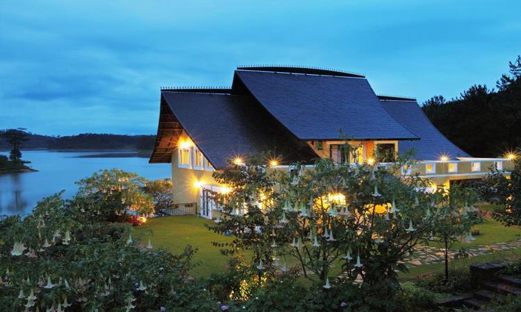 Khách sạn Đà Lạt - thơ mộng