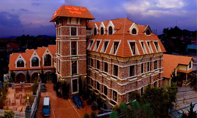 Khách sạn Đà Lạt - cổ kính