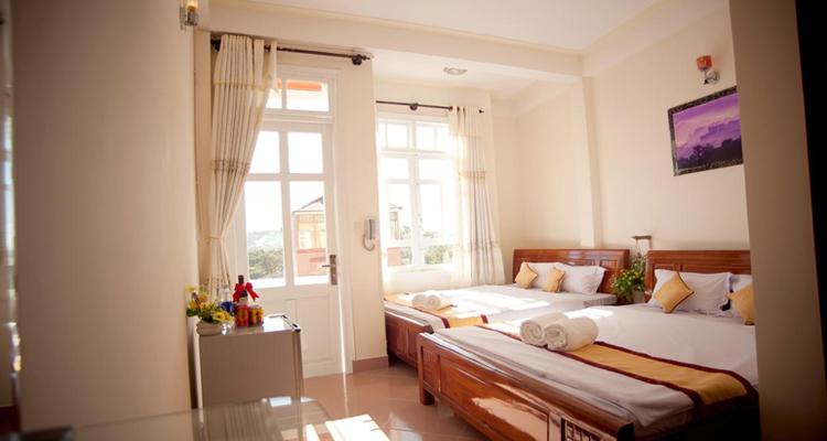 Khách sạn gần chợ Đà Lạt 04