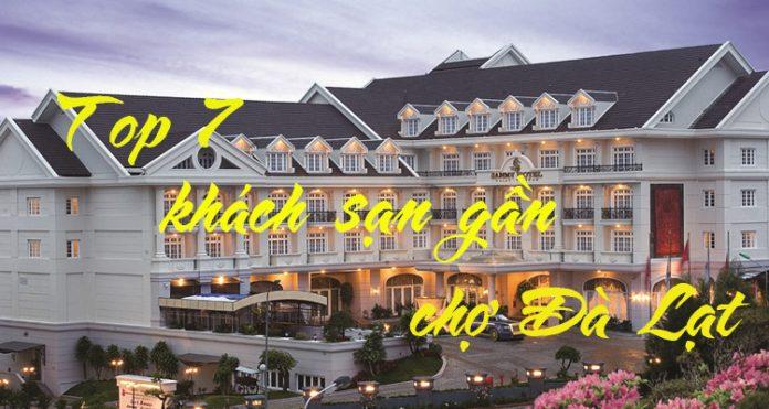 Khách sạn gần chợ Đà Lạt 08