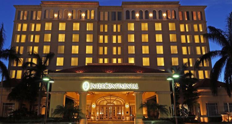 Khách sạn Hà Nội - Khách sạn InterContinental