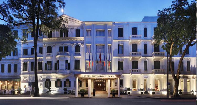 Khách sạn Hà Nội - Khách sạn Sofitel Legend Metropole Hà Nội