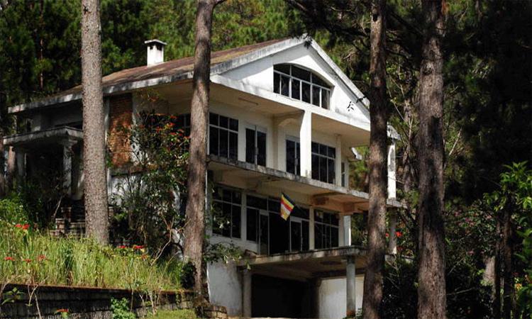 Khách sạn ma - ma ám
